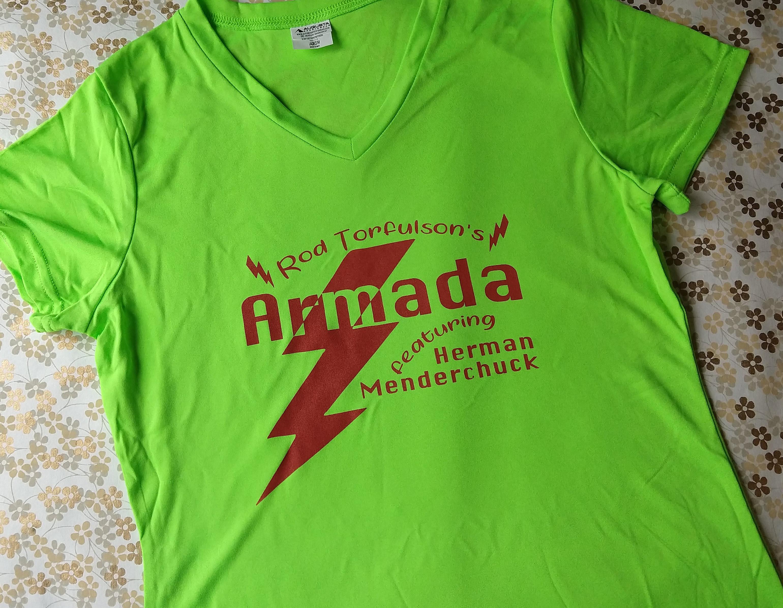 Running Shirts Growler Relay