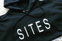 SITES hoodies