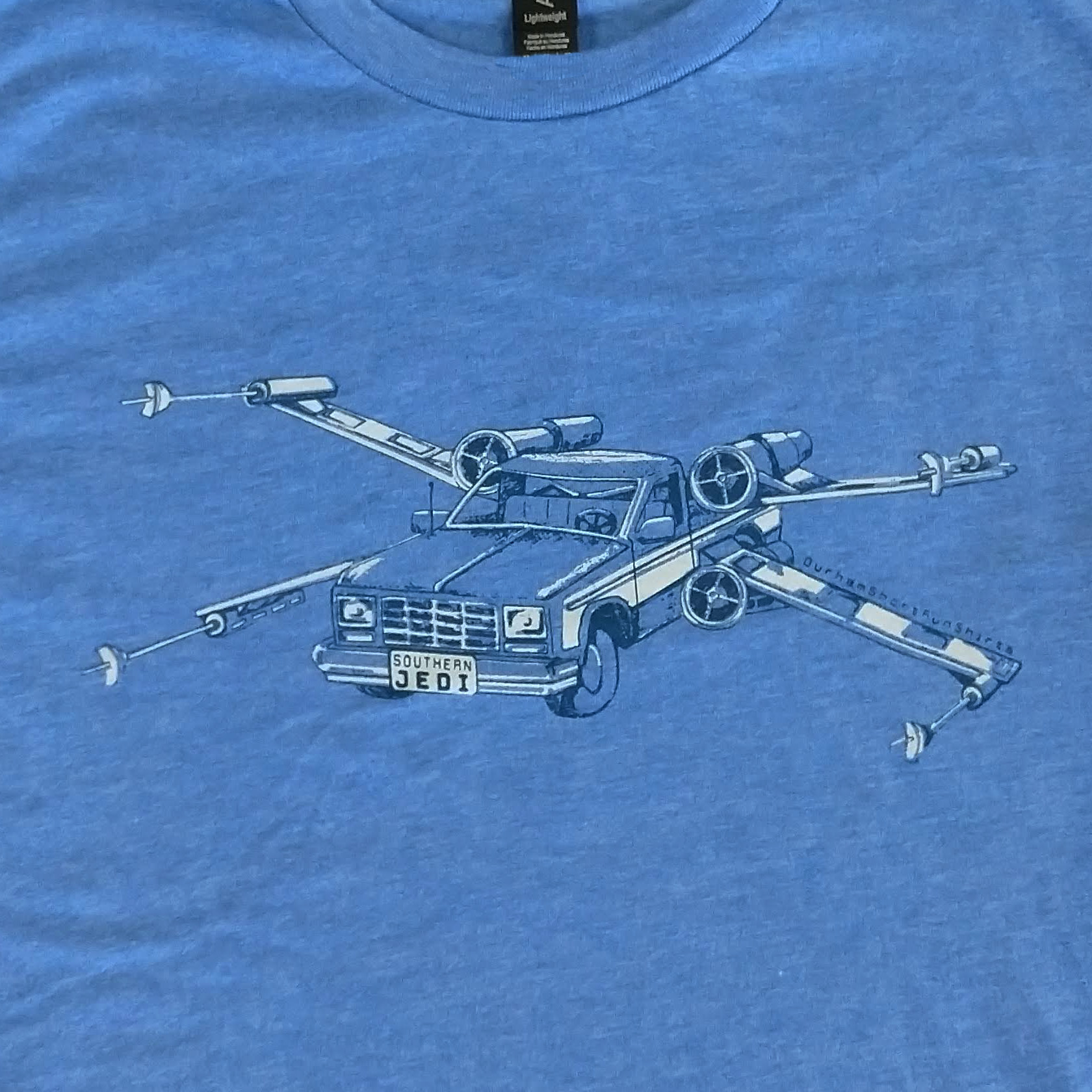 X-Wing Pickup Truck T-Shirt